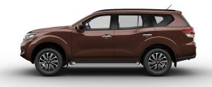 Bảng giá xe Nissan - Nissan Terra