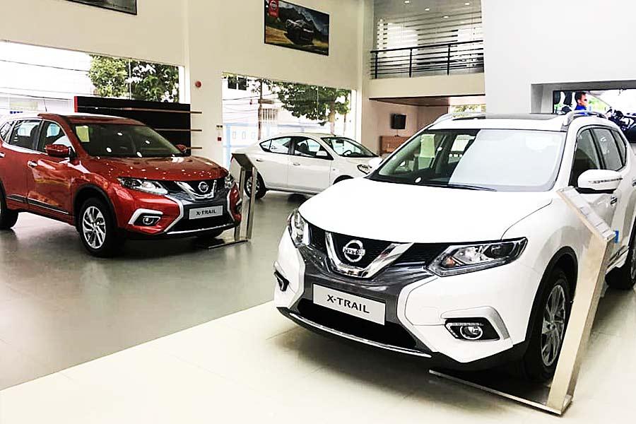 Showroom Nissan Cần Thơ