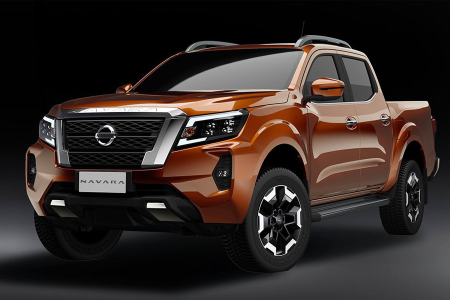[Video] New Nissan Navara 2021