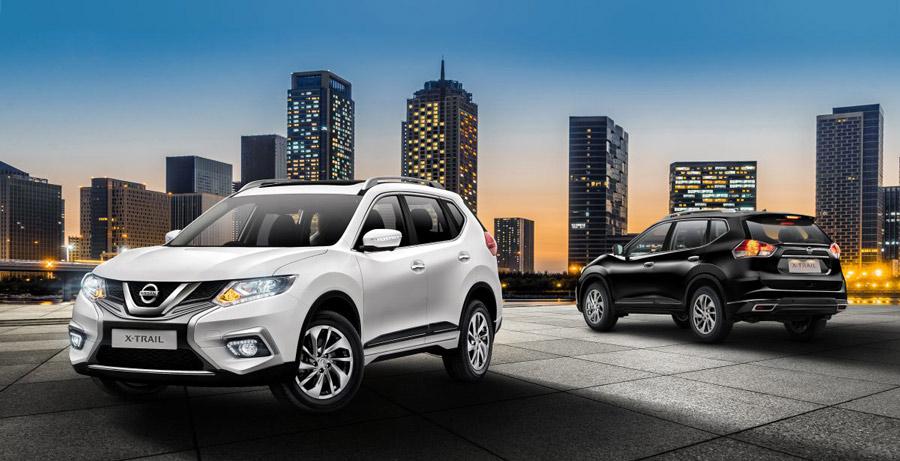 Nissan X-Trail Mới: Báo giá & Khuyến mãi